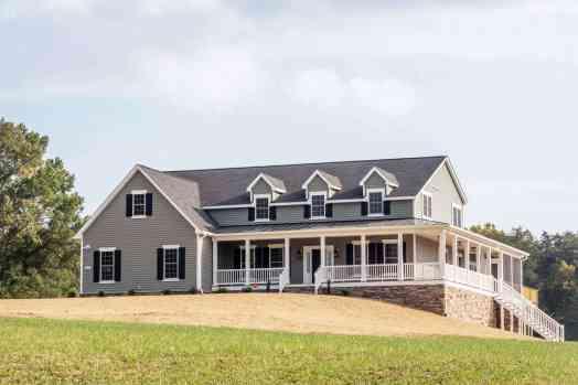 Custom home builders in Virginia