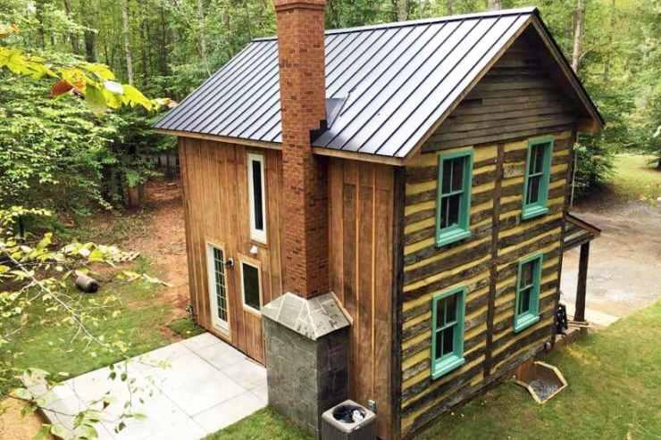 The Bedford Cabin at Stevenson Ridge