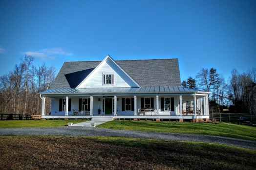 Custom built home in Spotsylvania Virginia