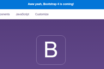 bootstrap4iscoming