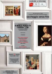 Vincenzo Oliveri - Albergo Muralto camera 116