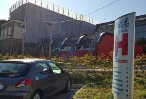 Ospedale di Fabriano (estate 2014)