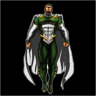 Guardian Prime, supereroe nigeriano