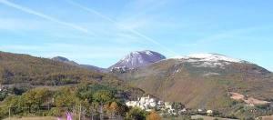 Ugliano di San Severino Marche (foto Picchio)