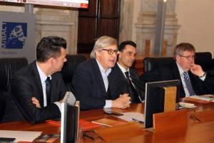 Giubileo: Sgarbi presenta a Roma quattro mostre nelle Marche (ANSA)