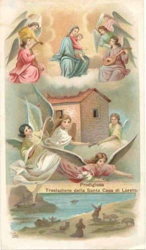 Un ricordino, un souvenir di Loreto