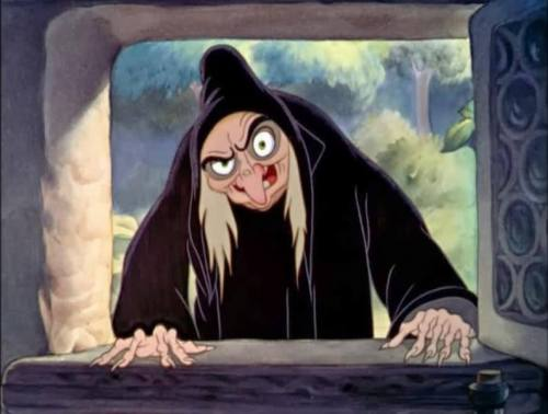 La strega di Biancaneve
