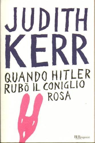 Quando Hitler rub_ il coniglio rosa