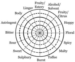 flavor-wheel