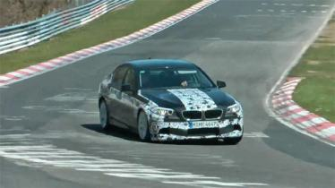 bmw m5 2011 essai circuit spyshot video-blog auto-specialist-auto