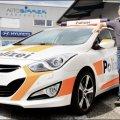 fausse voiture de police à louer