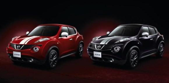 Nissan Juke japon star wars stormtroopers