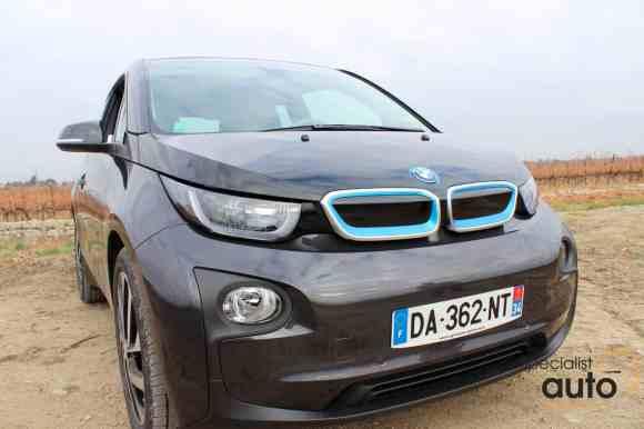 Essai BMW i3