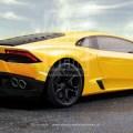 Rendu Lamborghini Huracan ou Cabrera