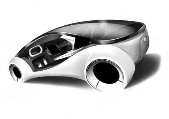 L'Apple iCar imaginé par le designer Franco Grassi