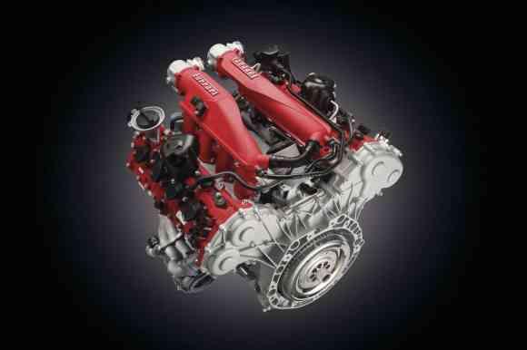 Le retour du turbo dans un V8 chez Ferrari