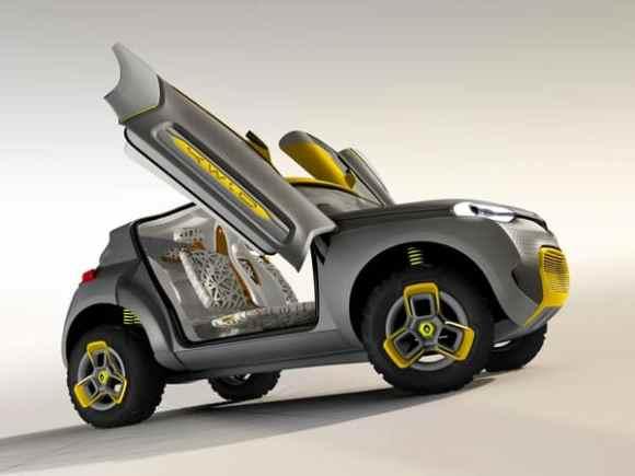 Concept Renault KWID