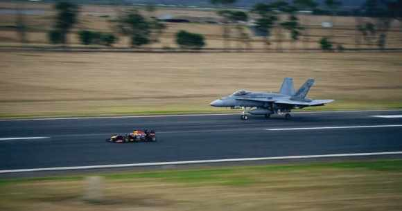 La F1 RB7 a l'avantage au départ. Va t-elle arriver à le conserver ?