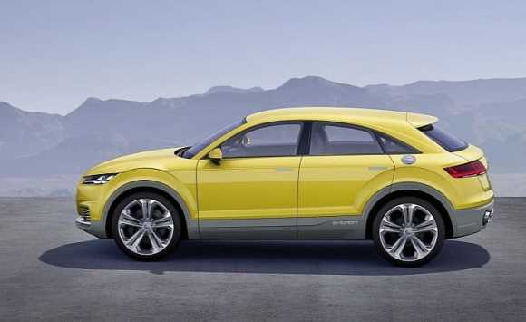 Audi TT Offroad Concept-2