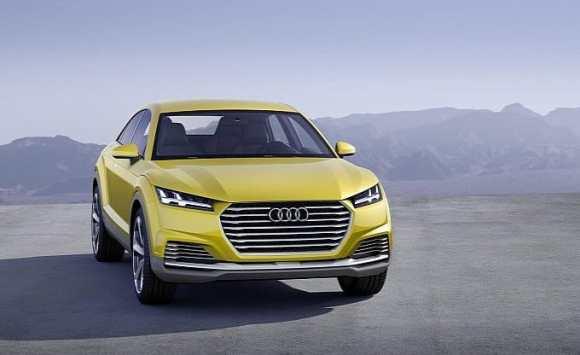 Audi TT Offroad Concept : future déclinaison de la TT ?