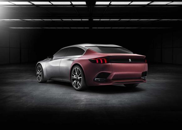 La Peugeot Exalt nous a clairement convaincu, vivement la version de série !