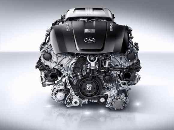Le V8 4.0 l délivrera 510 chevaux et 650 Nm de coupe !