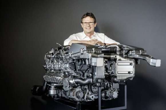Mercedes AMG GT-2