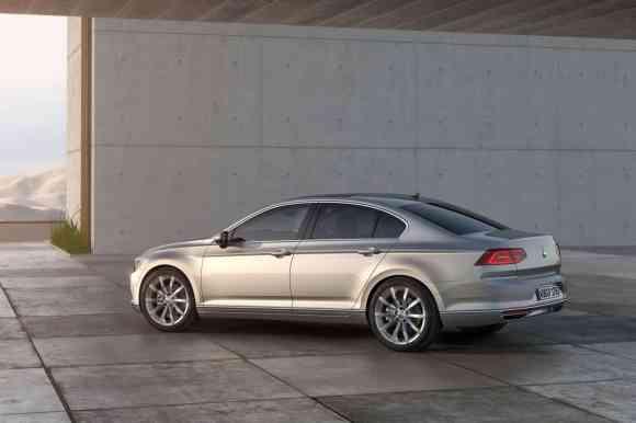 Volkswagen Passat - la 8eme generation est arrivee-5