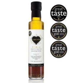 Lucys Zesty Mayo| great taste 2013 | great taste gold 2012 | great taste gold 2011