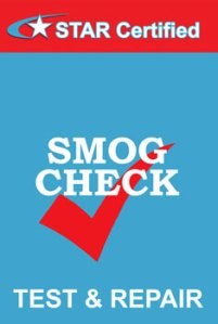 STAR Certified Smog Check Test & Repair in Watsonville, CA