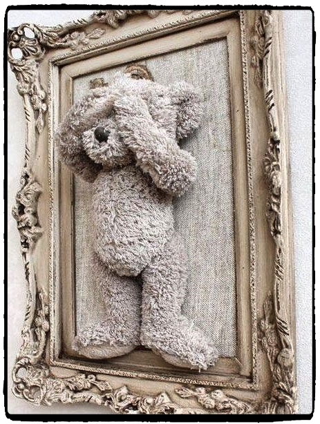 Framed teddy bear retouched.jpg
