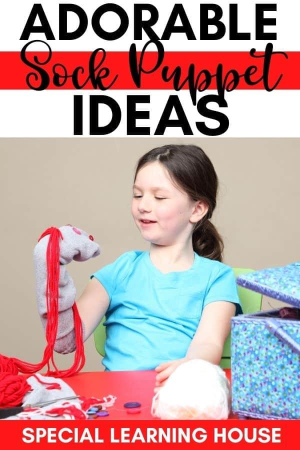 Sock Puppet Ideas for Kids