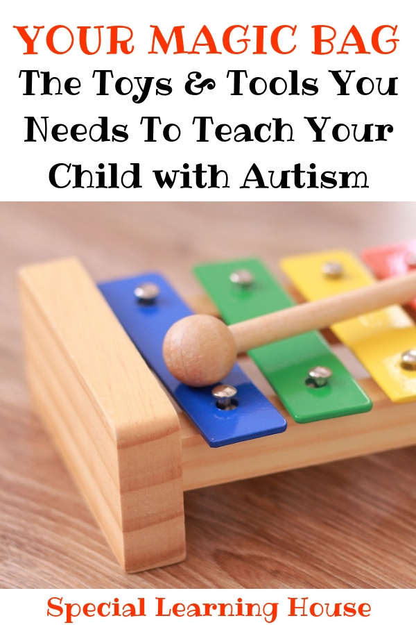 YOUR MAGIC BAG for Teaching a Special Needs Child