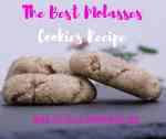 best molasses cookies recipe