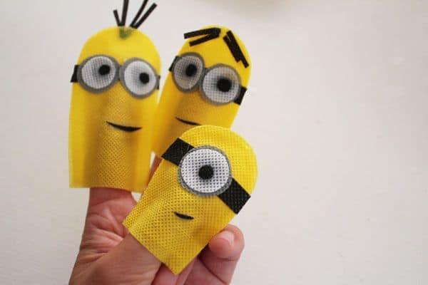 Finger Puppet Ideas