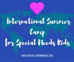 special needs summer camp