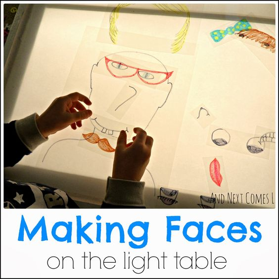 light table