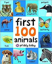 My First 100 Animals. Best Board Books for Kids with Autism. | speciallearninghouse.com