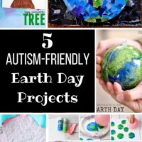 5 Easy Autism-Friendly Earth Day Projects