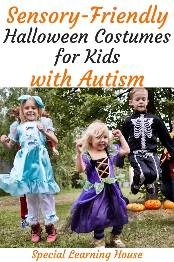 Sensory-Friendly Halloween Costumes for Kids with Autism