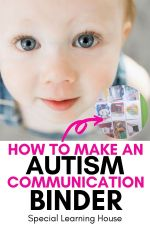 How to Make a Communication Binder for a Child with Autism