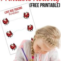 Love Bug Printable (Free Activity)