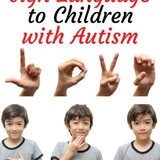 How to Teach Sign Language to Children with Autism Cover 2