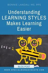 Understanding Learning Styles Can Make School Easier