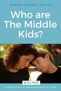 Who are the Middle Kids? Special Education