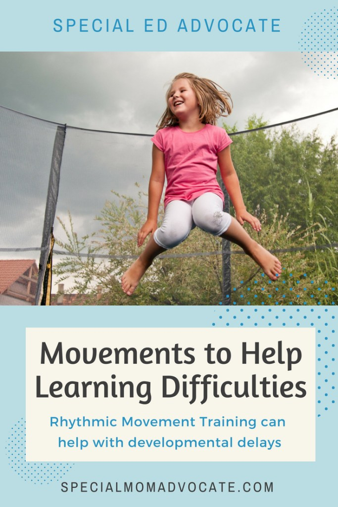 Rhythmic Movement Training can help learning disabilities, autism, adhd, dyslexia