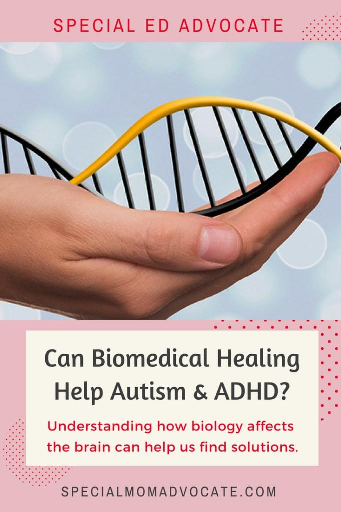 Can Biomedical Healing Help Autism & ADHD?
