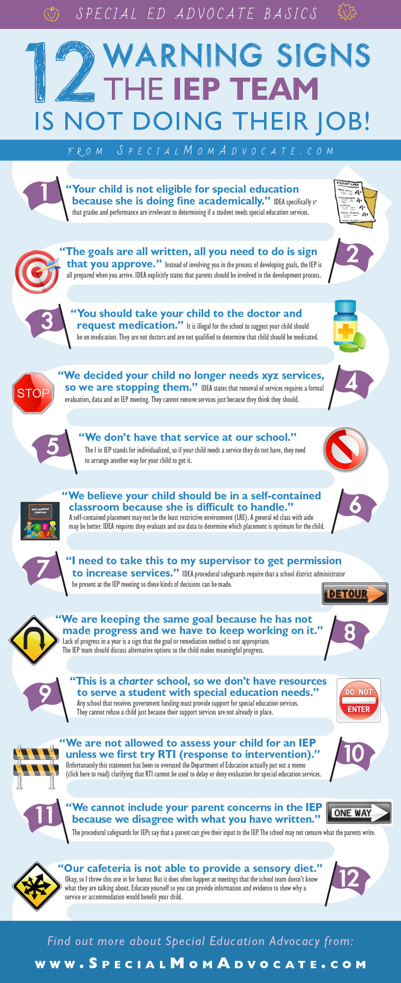 To My Childs Iep Case Manager >> 12 Warning Signs The Iep Team Is Not Doing Their Job By Making Excuses