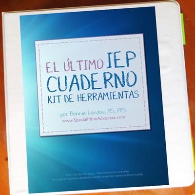 IEP Cuaderno Para Padres en Español