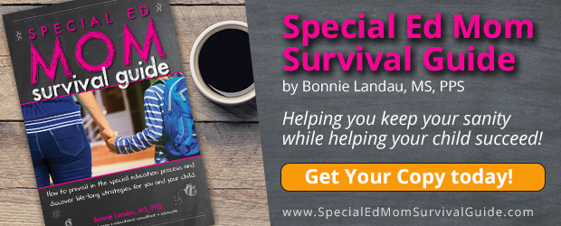 Get Your Copy of Special Ed Mom Survival Guide Book